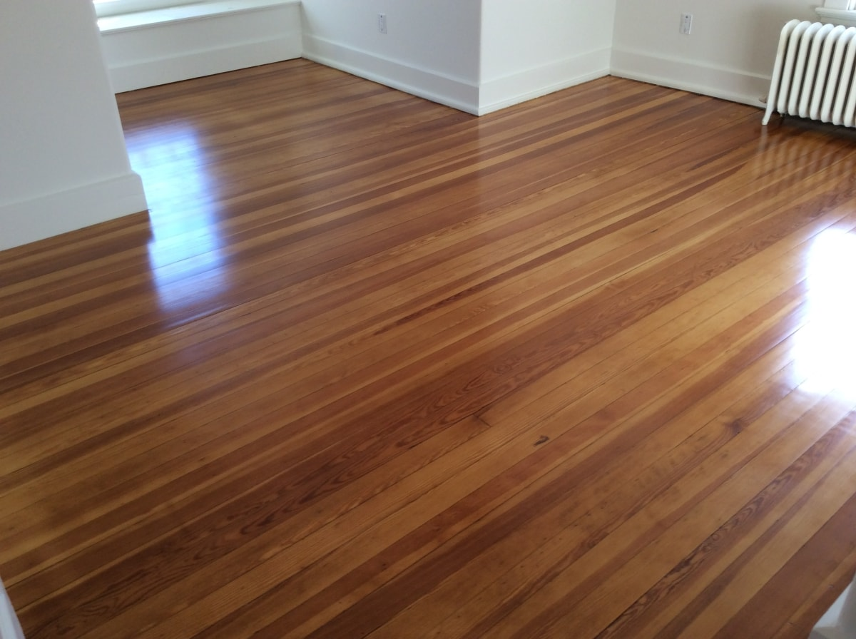 Antique Heart Pine Flooring Medford MA 3-min