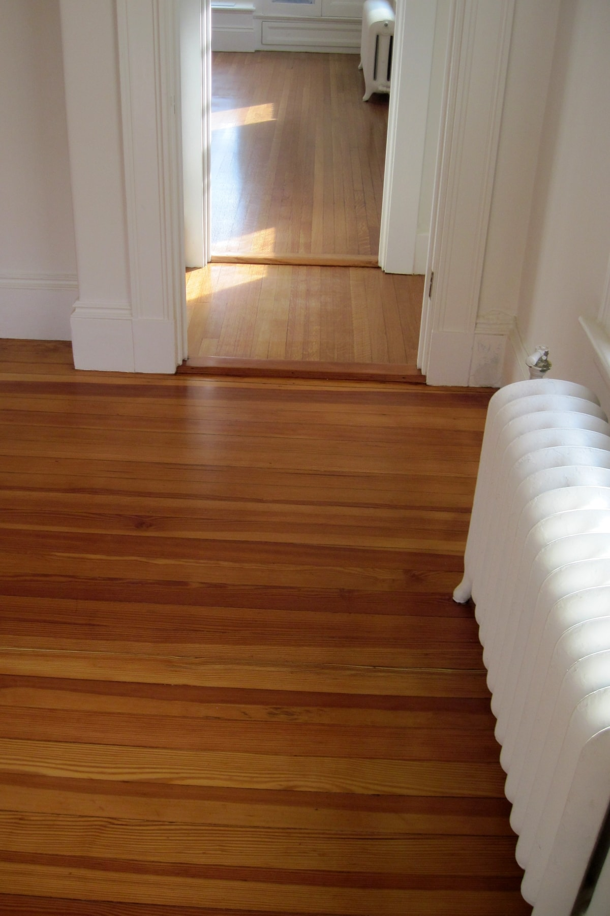 Antique Heart Pine Flooring Medford MA 5-min