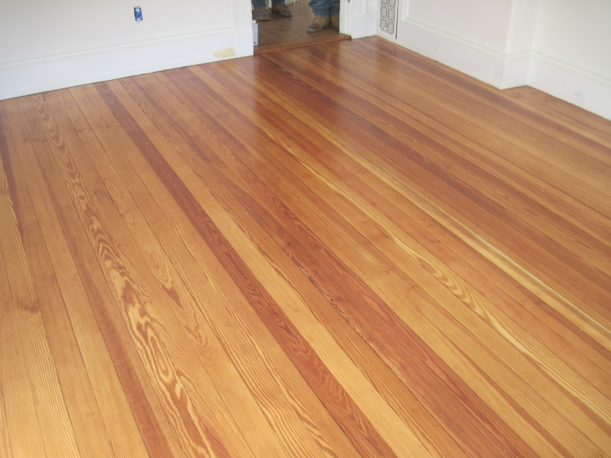 Antique Heart Pine Flooring Medford MA 8-min
