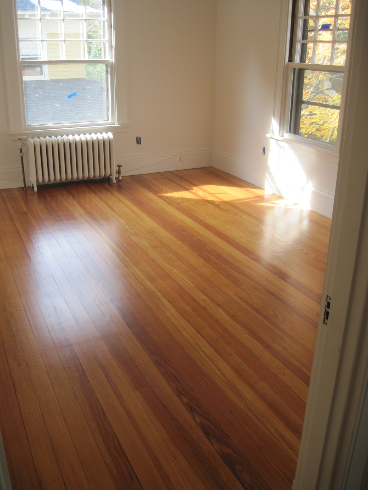 Antique Heart Pine Flooring Medford MA 9-min