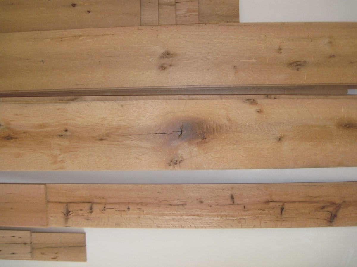 Antique Oak Plank Medford MA 5-min