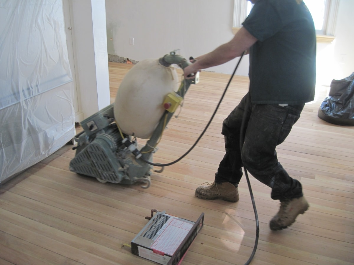 Dustless Flooring  Massachusetts