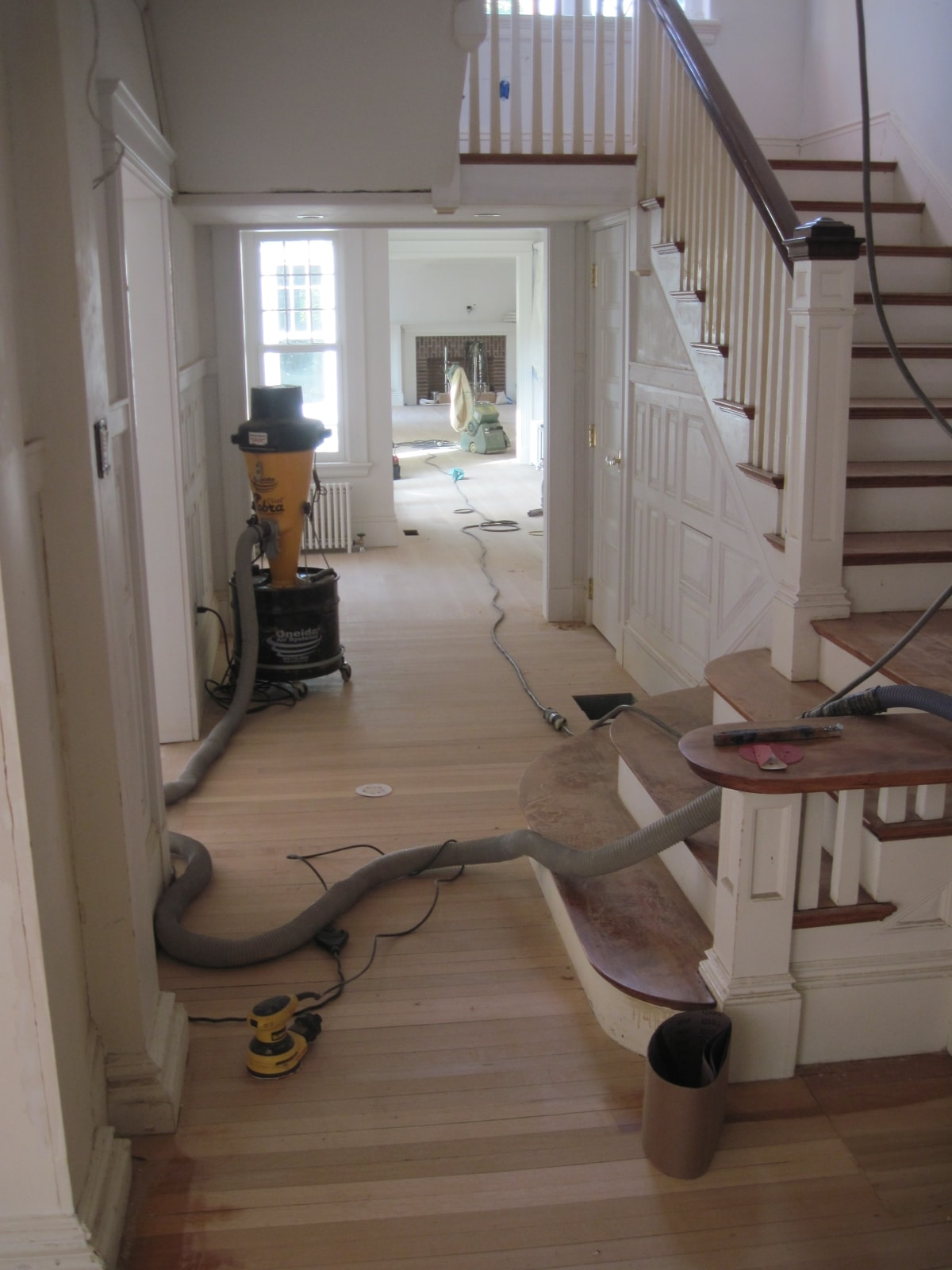 Dustless Flooring Medford MA 3-min