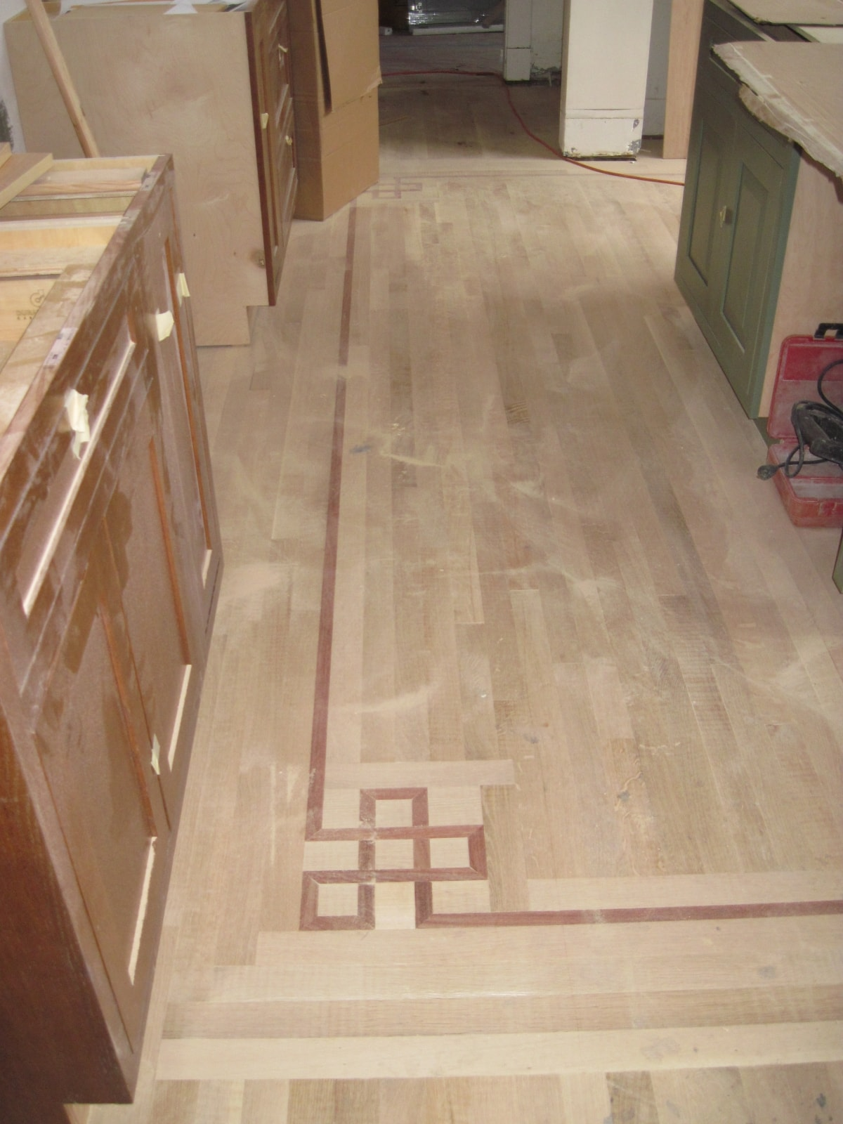French Knot Design Flooring Medford MA 8-min