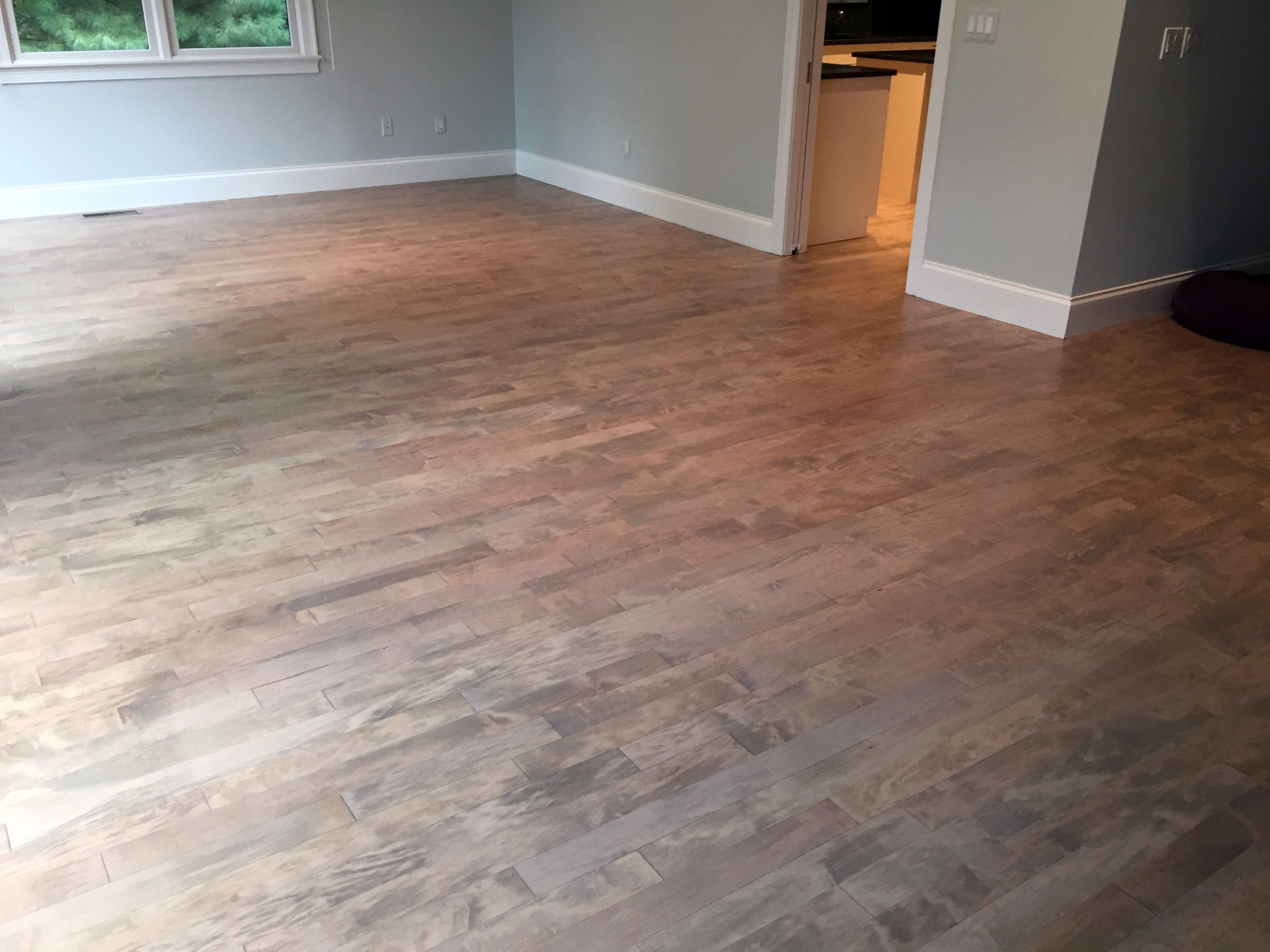 Custom-made-Hardwood-Medallion -Medford-MA
