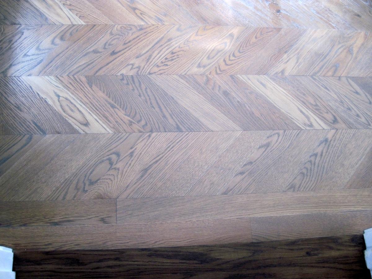 Grey Stain Hardwood Flooring Medford MA 3-min