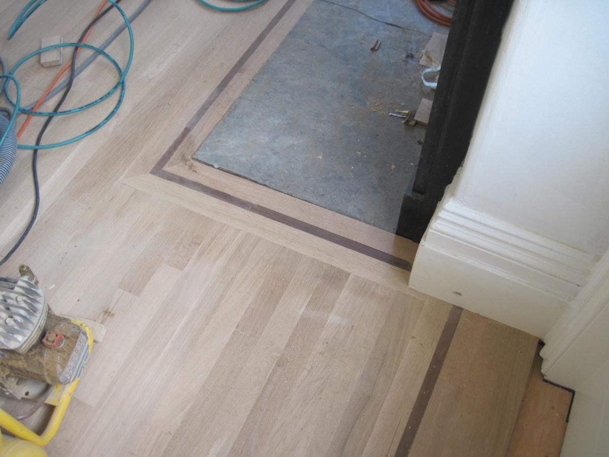 Hardwood Install Over Radiant Heat Medford MA 3-min