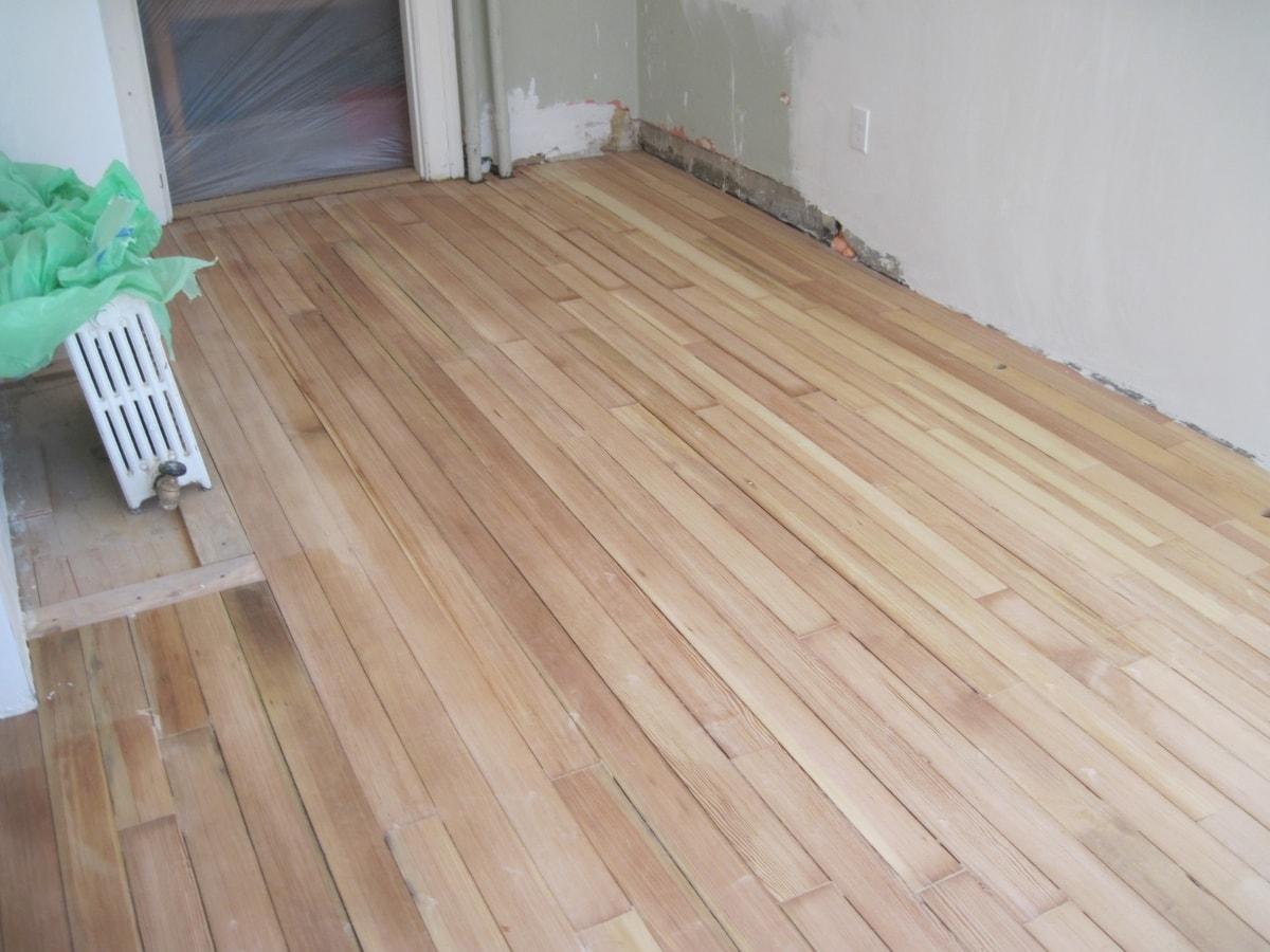 Heart Pine Flooring Medford MA 3-min