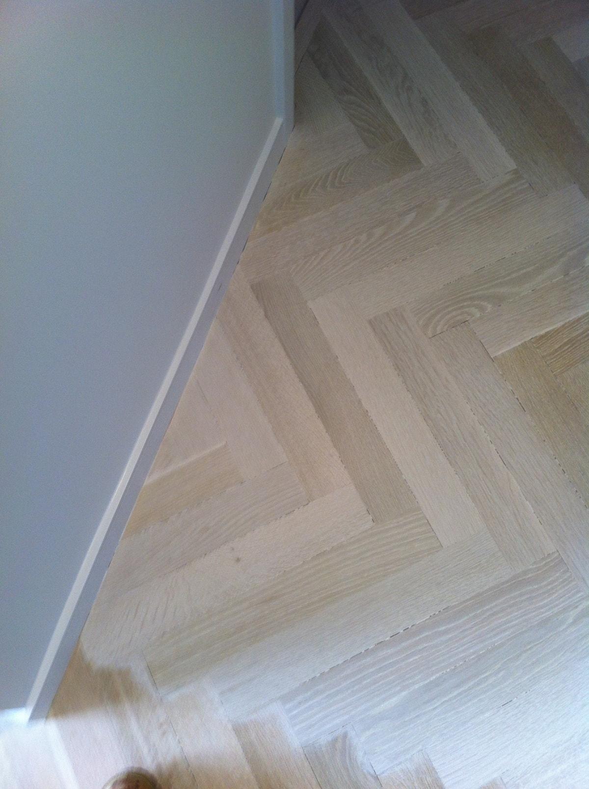Herringbone Hardwood Flooring Medford MA 13-min