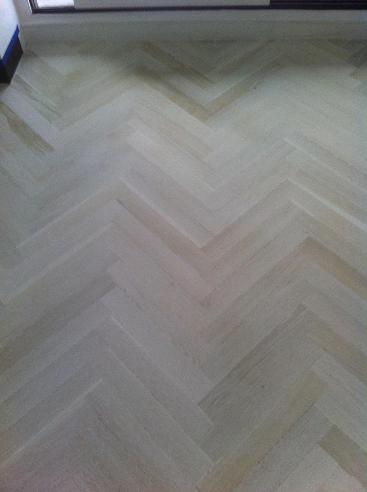Herringbone Hardwood Flooring Medford MA 15-min