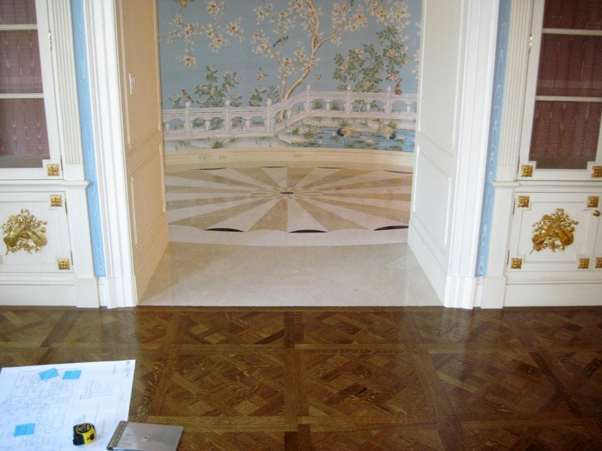 Parquet Flooring Medford MA 6-min