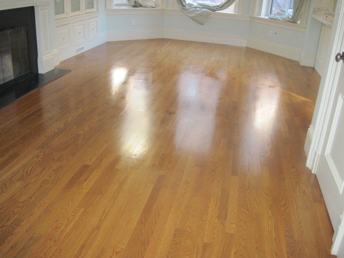 Plain Sawn Red Oak Medford MA 2-min
