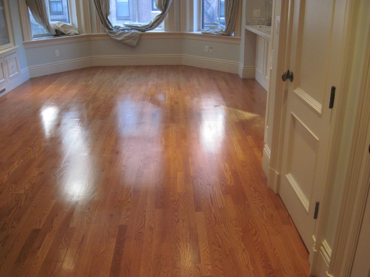 Plain Sawn Red Oak Medford MA 3-min