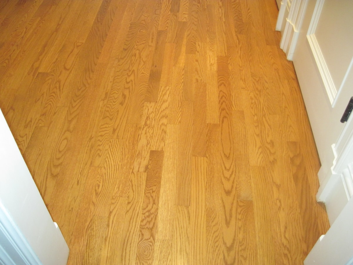 Plain Sawn Red Oak Medford MA 6-min