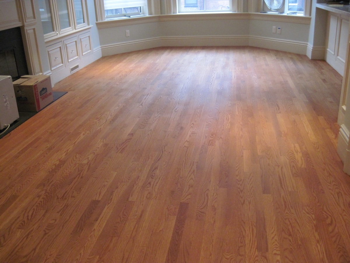 Plain Sawn Red Oak Medford MA 8-min