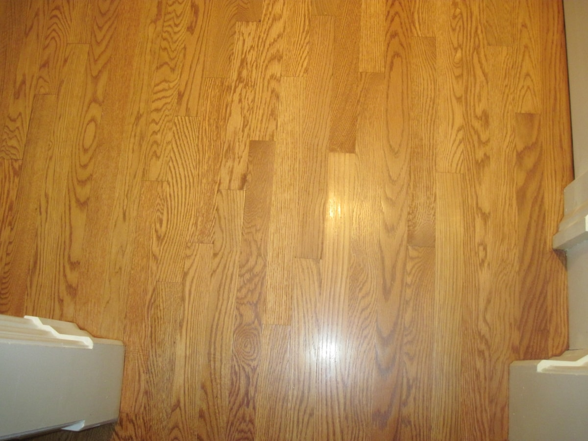 Plain Sawn Red Oak Medford MA 9-min