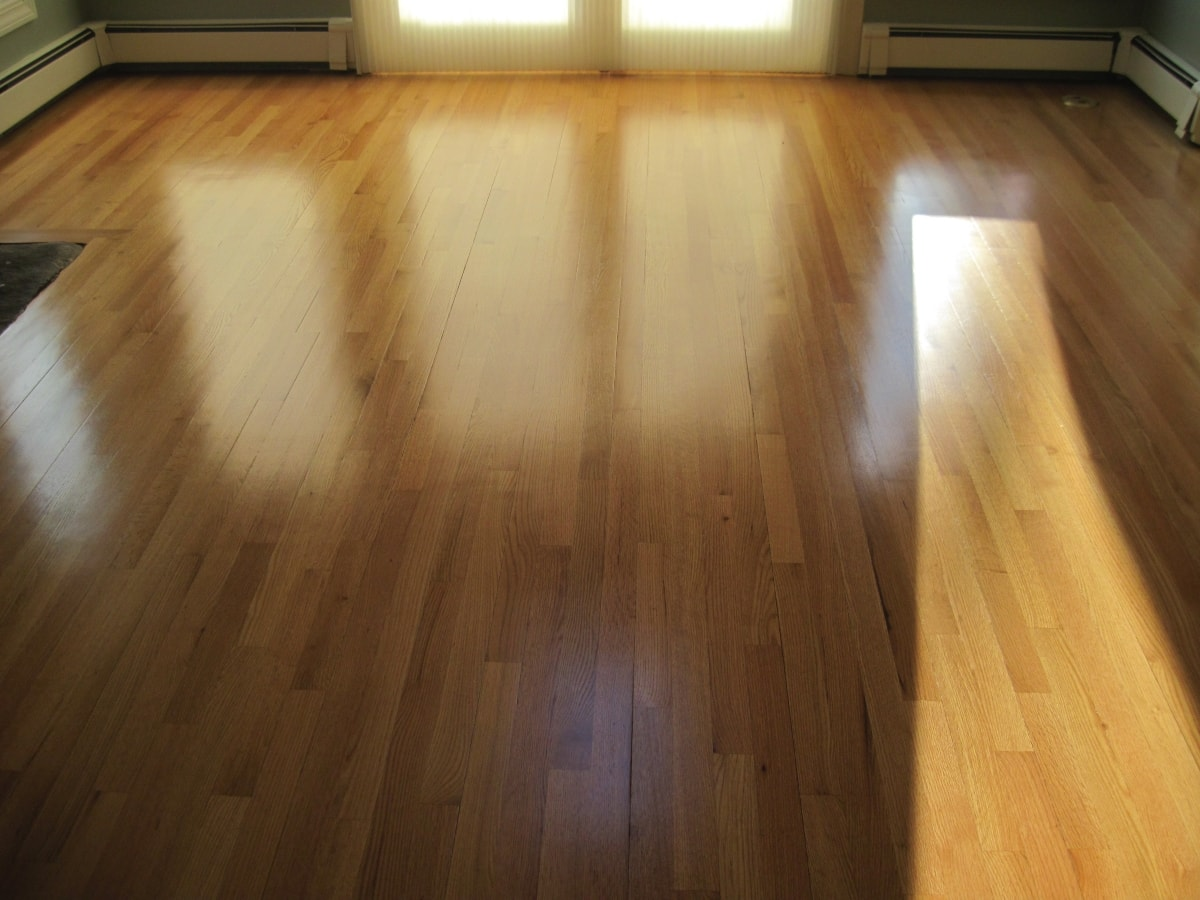 Red Oak Hardwood Flooring Medford MA 1-min