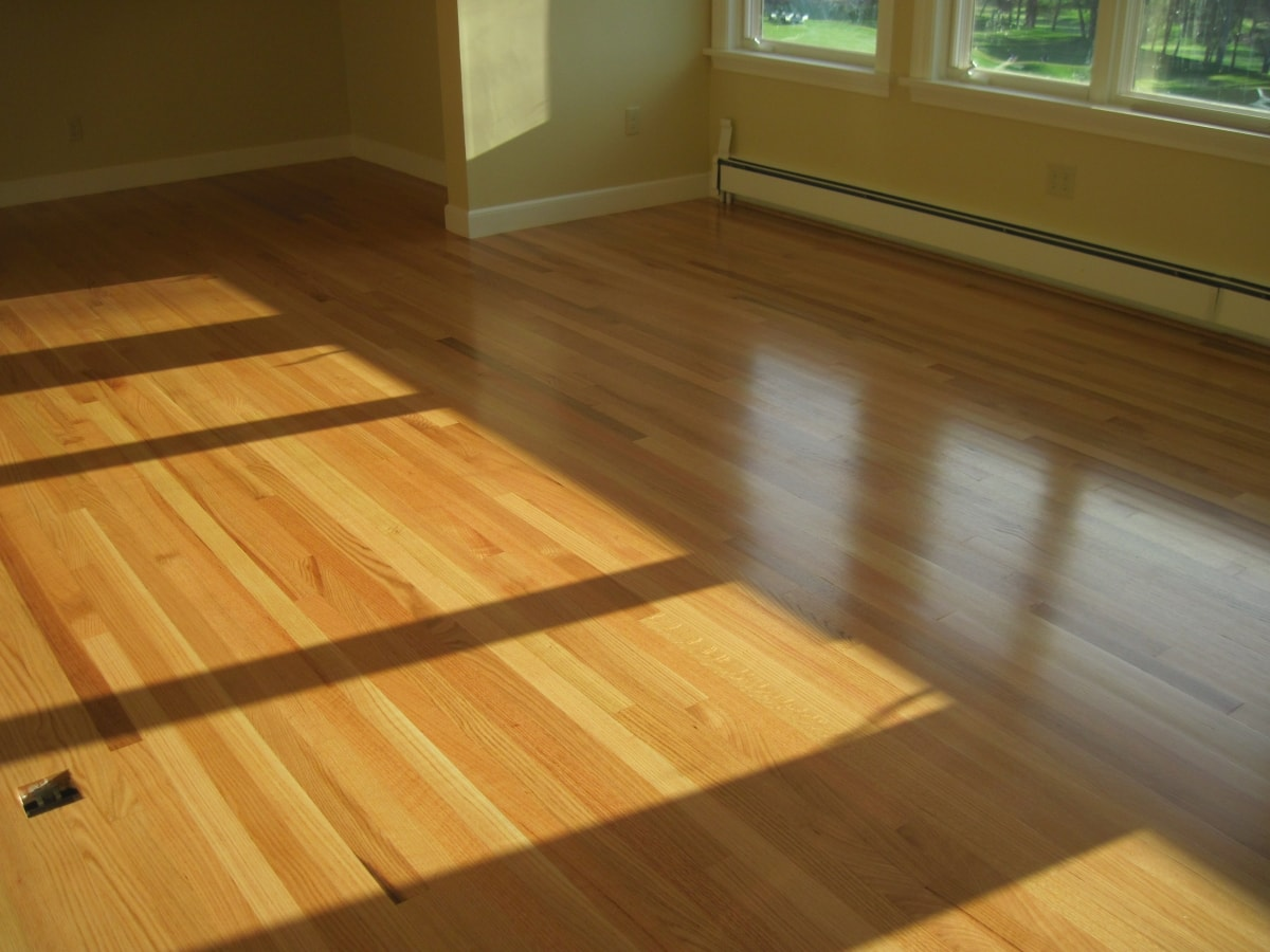 Red Oak Hardwood Flooring Medford MA 10-min