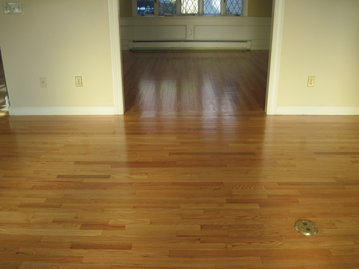 Red Oak Hardwood Flooring Medford MA 15-min