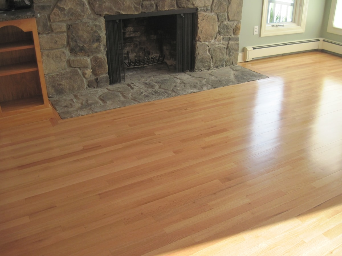 Red Oak Hardwood Flooring Medford MA 5-min
