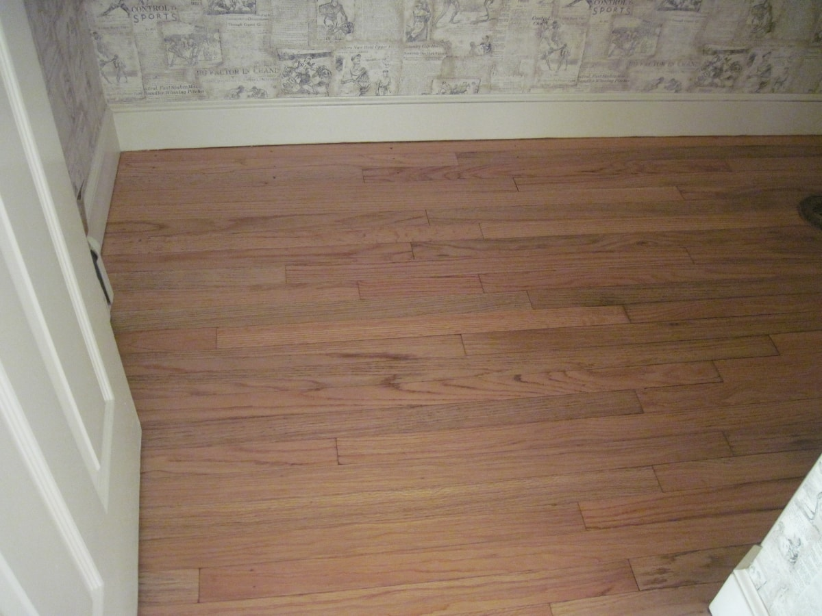 Red Oak Hardwood Flooring Medford MA 6-min