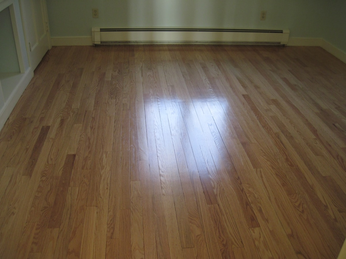 Red Oak Hardwood Flooring Medford MA 9-min