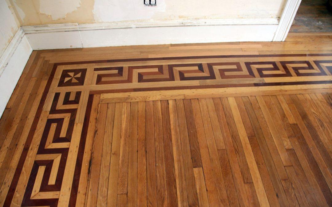 Saving Old Wood Floors