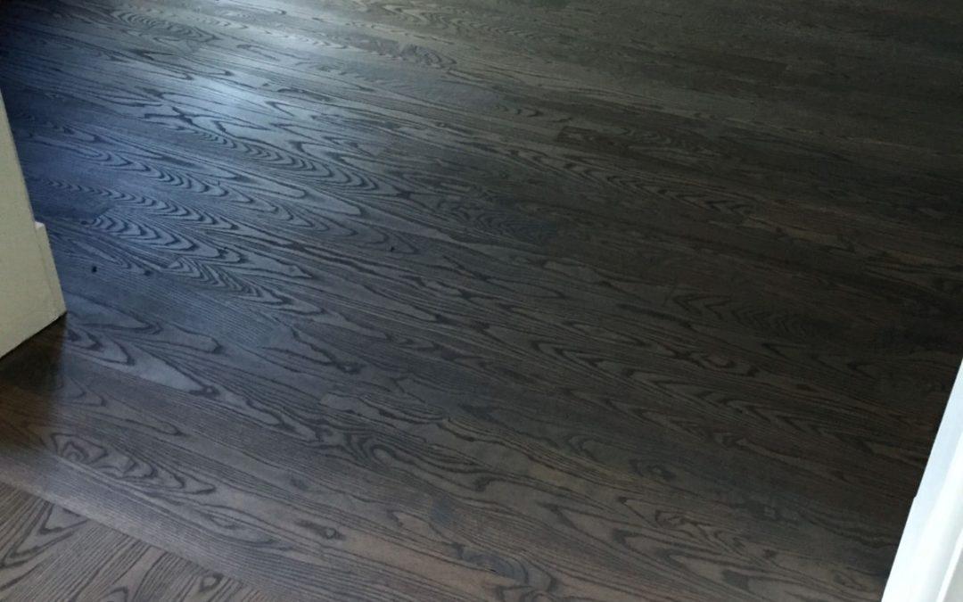 Staining Ash Hardwood Floors