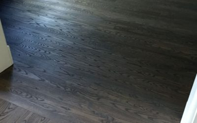 Staining Ash Hardwood Floors